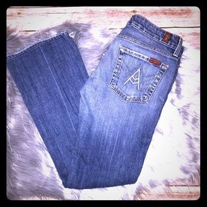 7 For All Mankind Jeans - 7FAM A Pocket